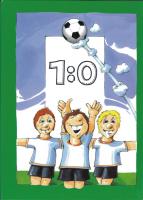 1:0 - Mein großes Fußball-Buch